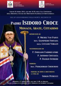 Padre Isidoro Croce